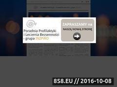 Miniaturka www.bezsennosc.eu (Bezsenność)