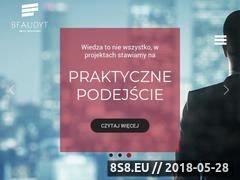 Miniaturka bfaudyt.pl (Audyt finansowy i inne usługi biegłego rewidenta)