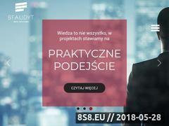 Miniaturka domeny bfaudyt.pl