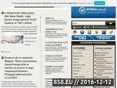 Miniaturka domeny www.bfmsa.com.pl