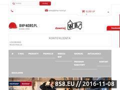 Miniaturka Artykuły BHP (bhp-nord.pl)