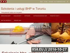 Miniaturka domeny bhp-torun.coo.pl