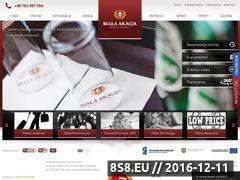 Miniaturka domeny www.bialaakacja.pl