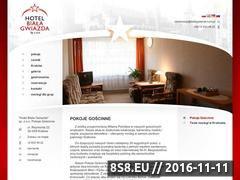 Miniaturka domeny bialagwiazda.com.pl