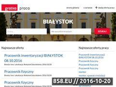 Miniaturka domeny bialystok-oferty-pracy.pl