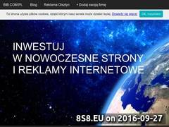 Miniaturka domeny www.bib.com.pl