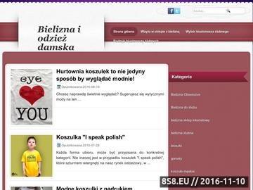 Zrzut strony Halki