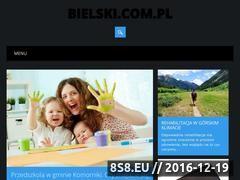 Miniaturka domeny www.bielski.com.pl