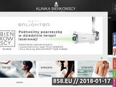 Miniaturka domeny bienkowscyclinic.pl