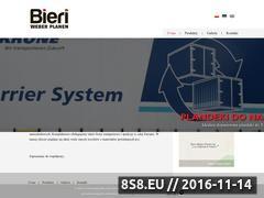 Miniaturka domeny www.bieri-weberplanen.pl