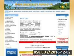 Miniaturka domeny bieszczady.popracy.pl
