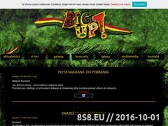 Miniaturka domeny www.bigupband.pl