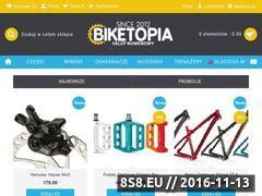 Miniaturka biketopia.pl (Produkty Marki Dartmoor, NS Bikes i wiele innych)