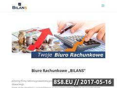 Miniaturka domeny www.bilans.radom.pl