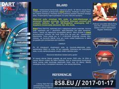 Miniaturka domeny www.bilardy.pl