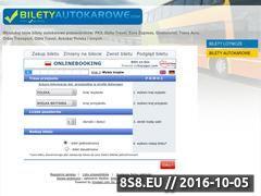 Miniaturka domeny www.bilet-autokarowy.pl