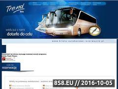 Miniaturka domeny www.bilety-autokarowe.strefa.pl