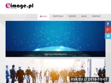 Zrzut strony Reklama, film, strony internetowe - Katowice, Olkusz