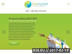 Miniaturka domeny www.bio-hydret.pl