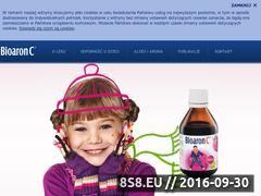 Miniaturka domeny www.bioaron.pl