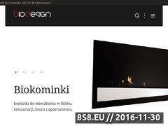 Miniaturka domeny www.biodesign.com.pl