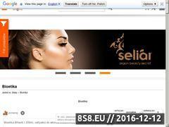 Miniaturka domeny www.bioetika.com.pl