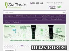 Miniaturka domeny bioflavia-eko.pl