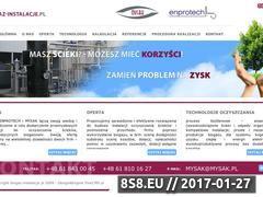 Miniaturka domeny www.biogaz-instalacje.pl