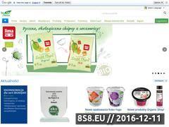 Miniaturka domeny www.bioplanet.pl