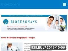 Miniaturka domeny biorezonans.zgora.pl