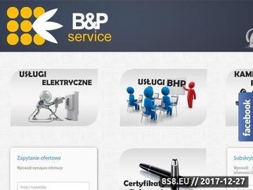 Zrzut strony Pomiary elektryczne - inteligentny dom - B&P Service Białystok