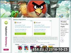 Miniaturka birdsy.republika.pl (Angry Birds)