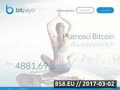 Miniaturka domeny bitpayo.com