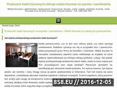 Miniaturka domeny www.biurmeb.pl