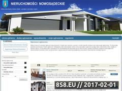 Miniaturka domeny www.biuro-nieruchomosci.nsacz.eu
