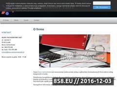 Miniaturka domeny www.biuro-rachunkowe-ebit.pl