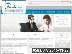 Miniaturka domeny www.biuro-rachunkowe.gdynia.pl