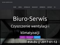 Miniaturka domeny www.biuro-serwis.info