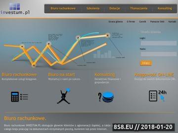 Zrzut strony Biuro rachunkowe i księgowość Katowice i Mikołów