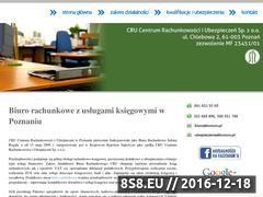 Miniaturka domeny www.biurocru.pl