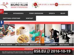 Miniaturka domeny www.biuroklub.pl
