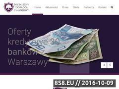 Miniaturka domeny www.biurokredytowe.warszawa.pl