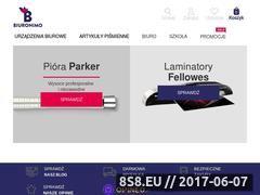Miniaturka domeny biuronimo.pl
