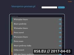 Miniaturka domeny www.biuropetra-poznan.pl