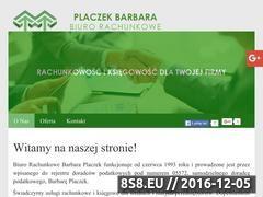 Miniaturka domeny biurorachunkowe-gliwice.com.pl