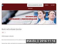 Miniaturka domeny biurorachunkowesus.com.pl