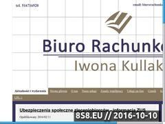 Miniaturka domeny biurorachunkowetorun.com.pl