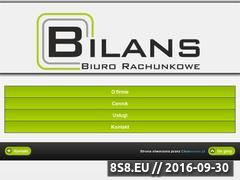 Miniaturka Bilans - sprawozdania podatkowe Wejherowo (biurorachunkowewejherowo.com)