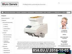 Miniaturka domeny www.biuroserwis.com.pl