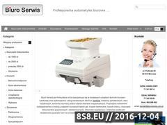 Miniaturka domeny www.biuroserwis.sklep.pl